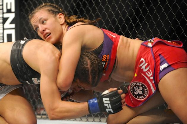 UFC on Fox 11 Results: Miesha Tate Becomes a Gatekeeper of the Highest Order