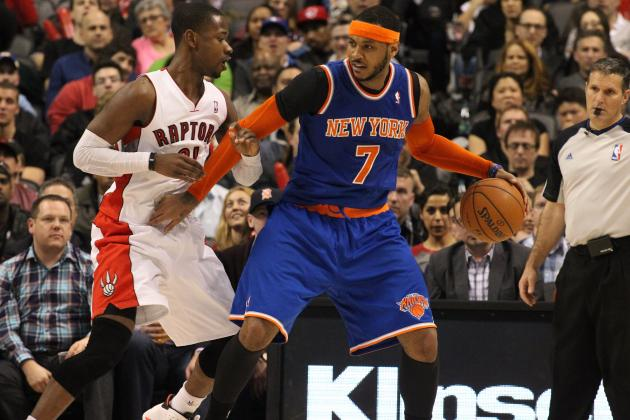Does New Cap Make It Easier for Melo to Go?