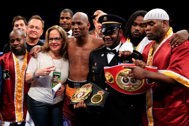 Bernard Hopkins vs. Beibut Shumenov: Live Round-by-Round Results and Highlights