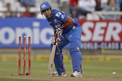IPL 2014: Reasons Why the Mumbai Indians Are Struggling