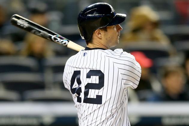 Mark Teixeira Returns; Yankees Roster Shuffling Continues