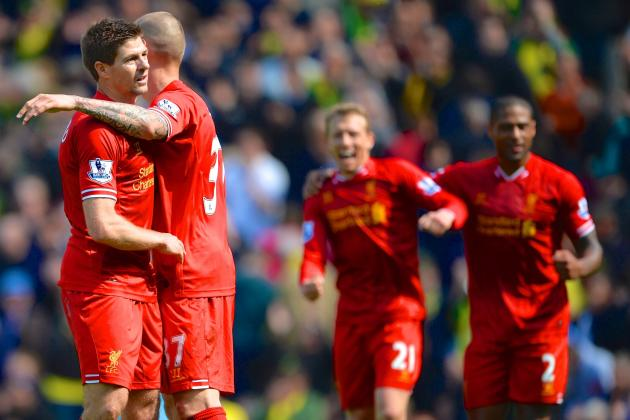 1 Down, 3 to Go: Liverpool Survive Another Test of Nerve at Norwich