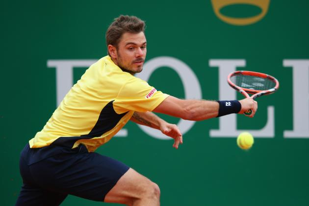 Roger Federer vs. Stanislas Wawrinka: Score and Recap from Monte-Carlo Masters