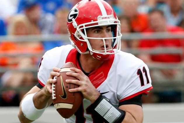 Aaron Murray Drafted by Kansas City Chiefs: Latest News, Reaction and Analysis