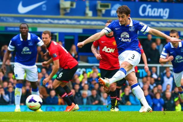 Everton vs. Manchester United: Premier League Live Score, Highlights, Report