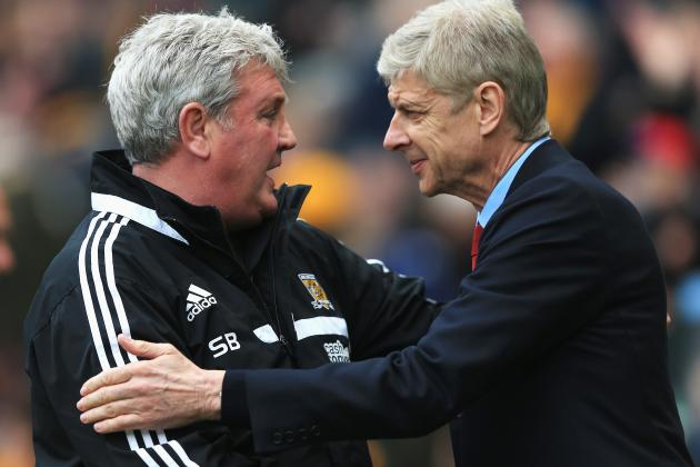 Hull vs. Arsenal: Post-Match Reaction from Steve Bruce and Arsene Wenger