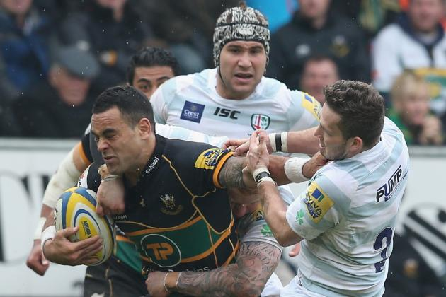Saints Continue Recovery Against Irish