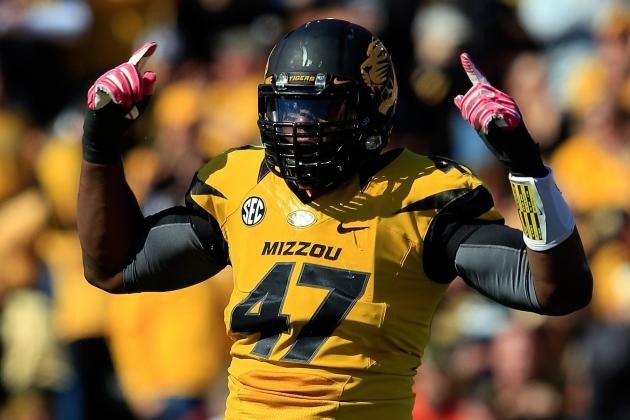 Falcons Draft Board: Missouri DE Kony Ealy