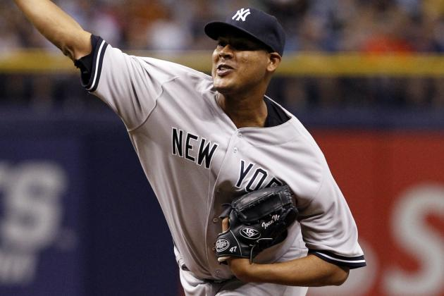 Ivan Nova injury: A big blow to the Yankees' rotation despite early struggles
