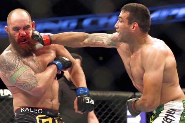Watch Out Fabricio Werdum: UFC Champ Cain Velasquez Is No Travis Browne