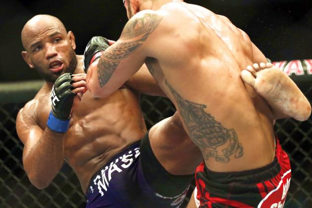 UFC on Fox 11: Yoel Romero Is the Real Deal