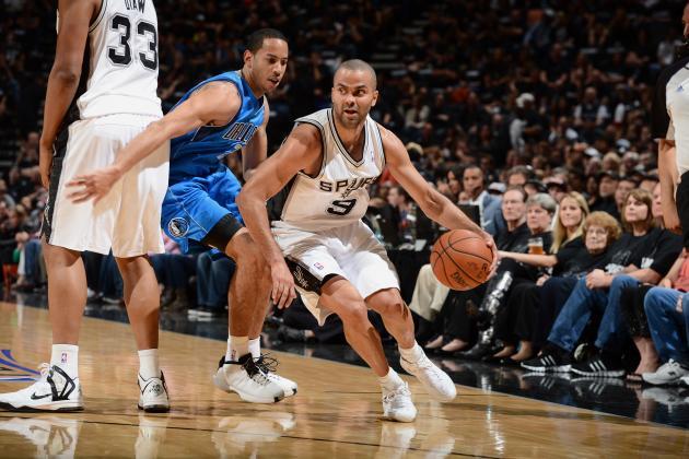 Dallas Mavericks vs. San Antonio Spurs: Postgame Grades and Analysis