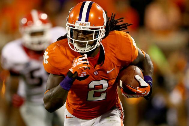 Sammy Watkins NFL Draft 2014: Scouting Report Breakdown for Buffalo Bills WR