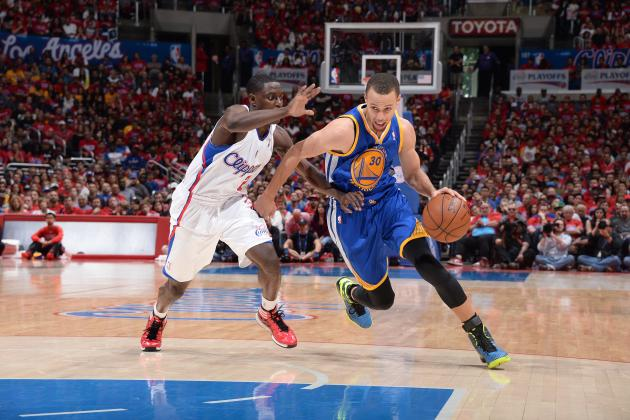 NBA Playoff Schedule 2014: Updated Bracket and TV Coverage for Monday's Games