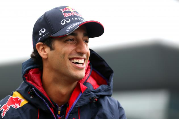 Reappraising Daniel Ricciardo's Talent After Start to F1 Career at Red Bull