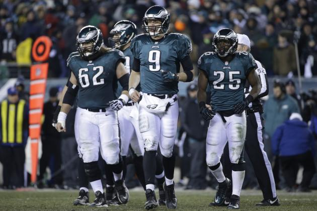 2014 Philadelphia Eagles Schedule: Full Listing of Dates, Times and TV Info