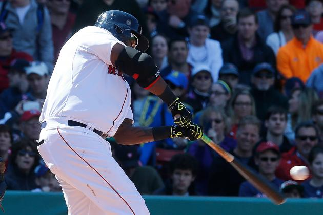 Boston's David Ortiz Continues to Move Up All-Time Home Run Leaderboard