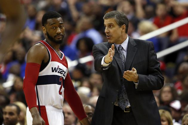 What Washington Wizards Need from John Wall During Playoffs