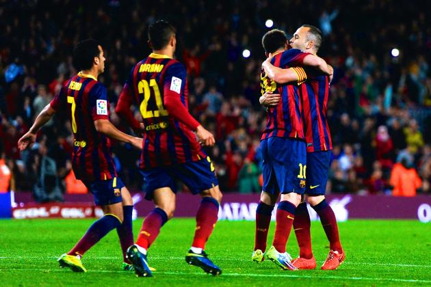 Barcelona vs. Athletic Bilbao: Score, Grades and Post-Match Reaction