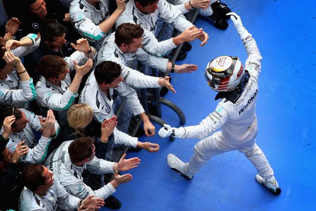 What Can Stop Lewis Hamilton Becoming 2014 F1 World Champion?