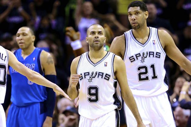 Are San Antonio Spurs Vulnerable or Just Getting Started?