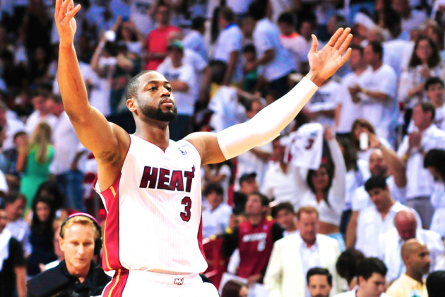 Bobcats vs. Heat Game 1: Live Score, Highlights and Reactions
