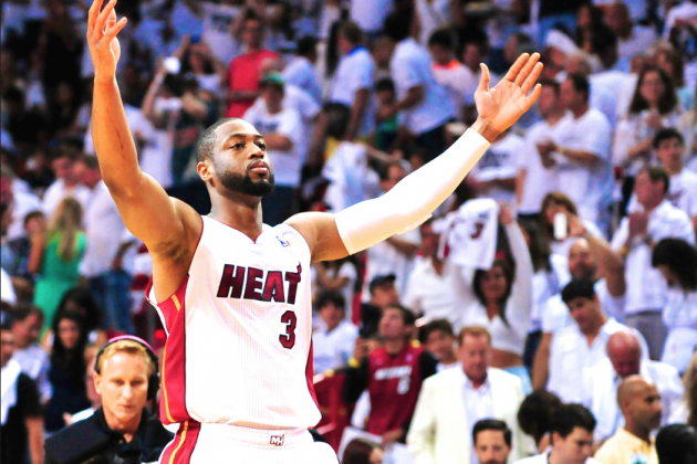 Bobcats vs. Heat: Game 1 Score and Twitter Reaction from 2014 NBA Playoffs