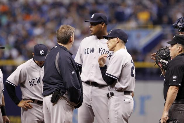 Yankees vs. Rays Live Blog: Instant Reactions and Analysis