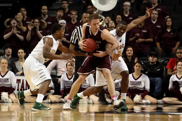 Fordham Basketball: Ryan Canty, Bryan Smith Preparing for Senior Seasons