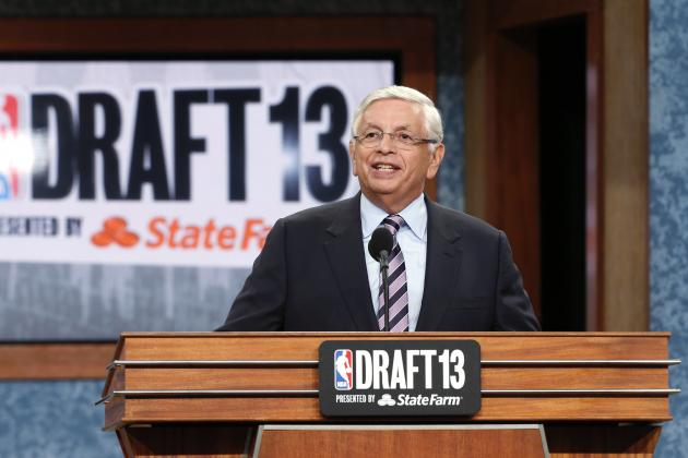 2014 NBA Mock Draft: Latest First-Round Projections for Every Team