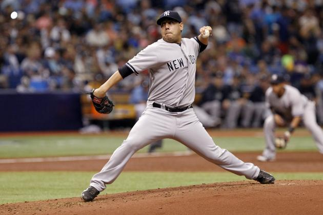 Vidal Nuño Shows Why He Will Be Yanks' No. 5 Starter After Ivan Nova's Injury