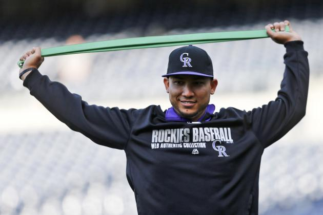 Carlos Gonzalez Injury: Updates on Rockies Star's Knee and Return