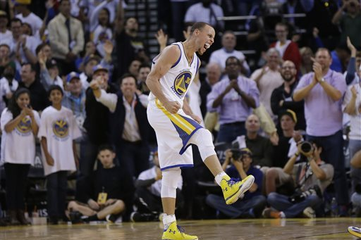 What Golden State Warriors Need from Stephen Curry During NBA Playoffs