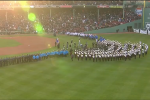 Watch: Sox Honor Victims of Marathon 1 Year Later