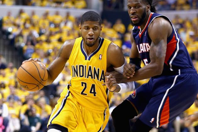 What Indiana Pacers Need from Paul George During NBA Playoffs