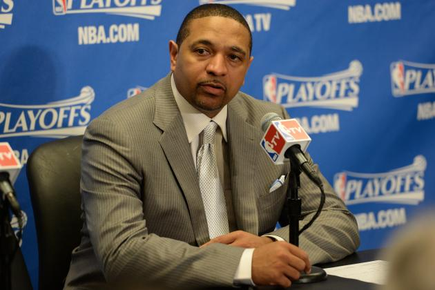 Mark Jackson Repeatedly Says LA Clippers Have 2 of Top 10 Players in the World