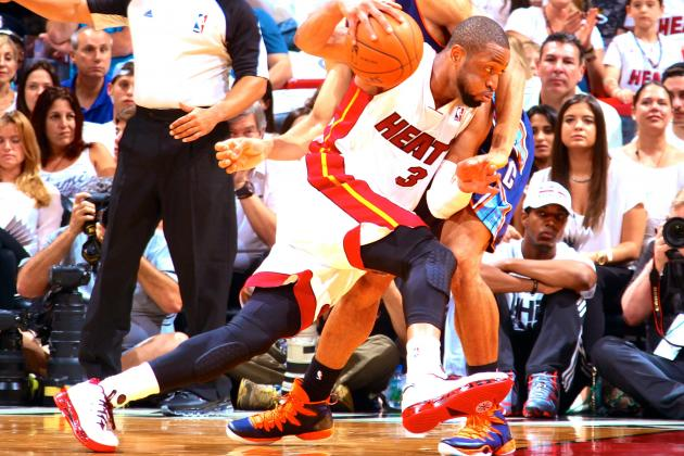 Dwyane Wade Puts Season Behind with Dynamic Showing in Game 1 Win
