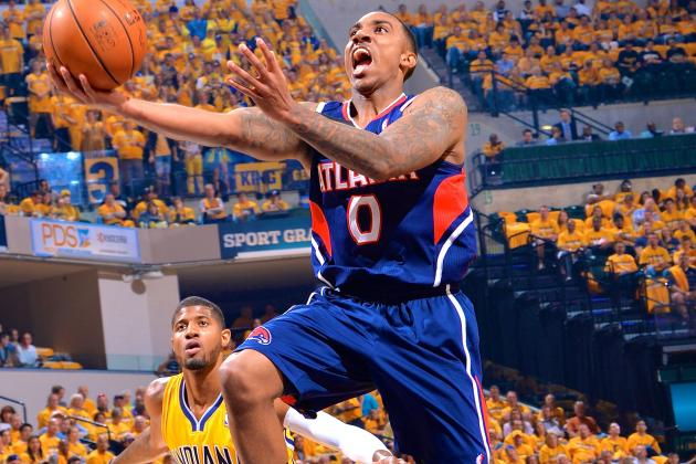 Can Jeff Teague Make NBA Playoffs His Coming out Party?