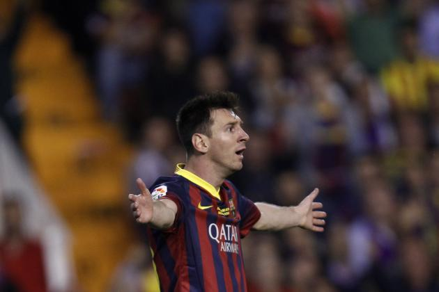 Lionel Messi Can Erase Frustrating Season by Lifting Barcelona to La Liga Title