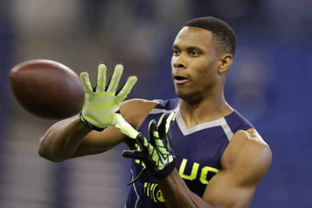 Philadelphia Eagles Draft Countdown: Making the Case for Jordan Matthews