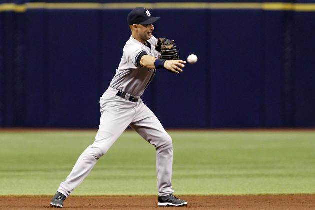 Girardi Won't Let Jeter Get in Way of Winning