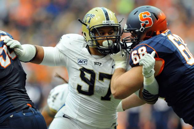 New York Giants Draft Countdown: Making the Case for Aaron Donald