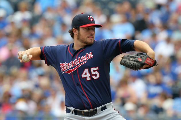 Twinsights: Phil Hughes Notches First Win as a Twin