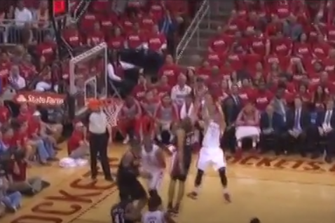 Jeremy Lin Hurls Air-Ball, Mid-Range Jumper Over the Backboard Against Blazers