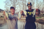 Paul George Literally Gone Fishin' After Loss to Hawks
