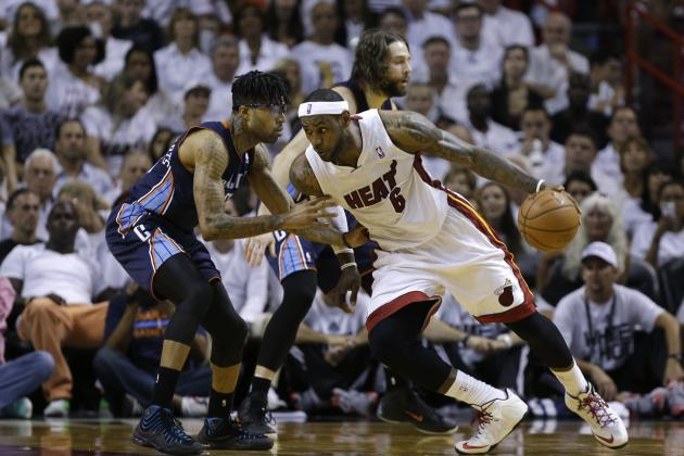 NBA Playoffs 2014: Early Takeaways from Eastern Conference Results