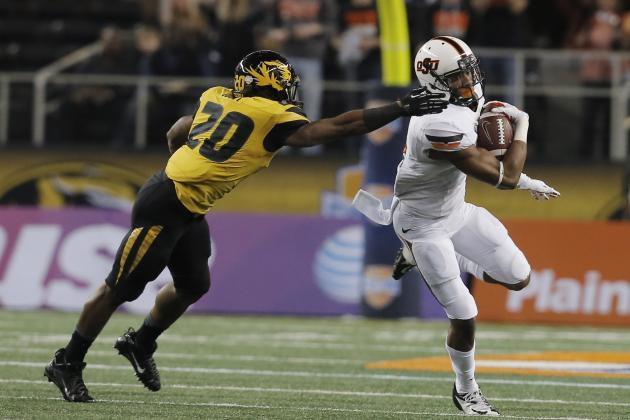 Justin Gilbert NFL Draft 2014: Scouting Report Breakdown for Cleveland Browns CB