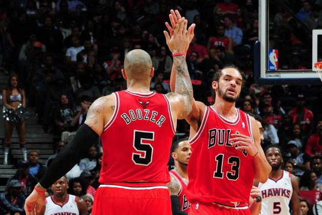 Advantages Chicago Bulls Must Exploit to Reclaim Series vs. Washington Wizards