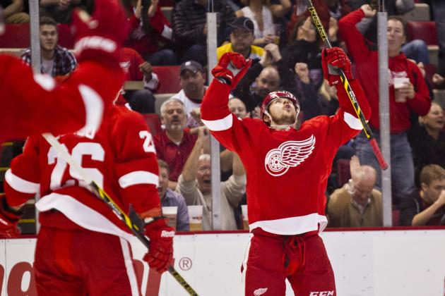 2014 Stanley Cup Playoff Teams Who Could Miss out Next Season