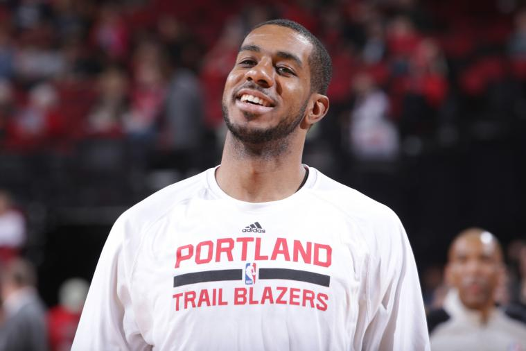 LaMarcus Aldridge Sinks Tip-in to Force Overtime Against Houston Rockets